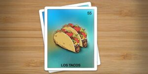 Tacos & Loteria night @ Tahona