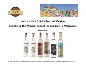 Mexican Spirits Talk & Fundraiser with Guest Robert Horton @ Tahona Bar