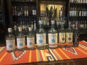 Mezcal Talk with Don Lorenzo Mezcal of Cantina Mayahuel @ Tahona Bar